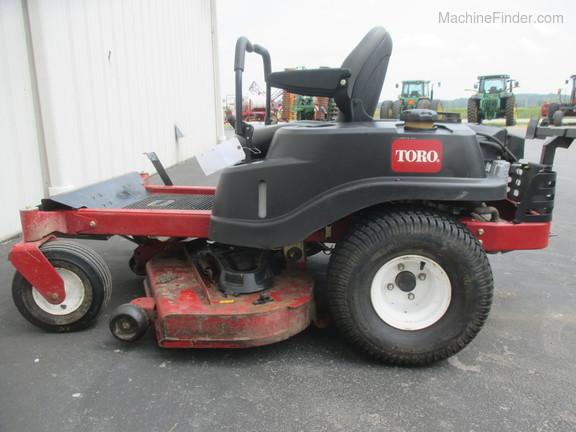 2012 toro wheel horse mx5060 zero turn mowers chilton, wi