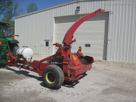 2006 New Holland FP240 Image 6