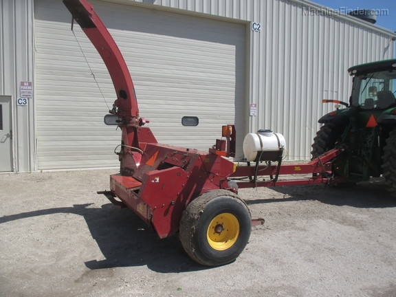 2006 New Holland FP240 Image 3