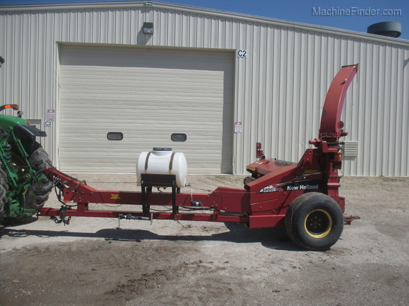 2006 New Holland FP240 Image 5