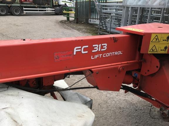 Kuhn FC 313 Lift Control