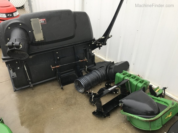 John Deere Z925A COLLECTION SYS