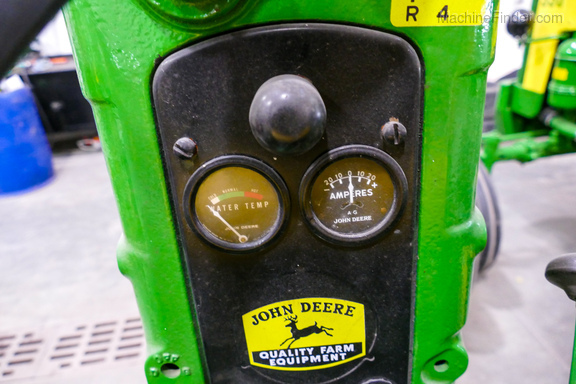 1958 John Deere 320-6