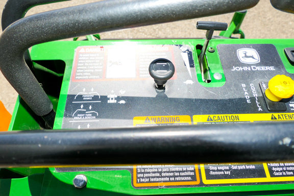 2015 John Deere 661R-6