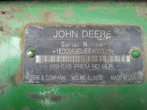 2014 John Deere 569 Premium