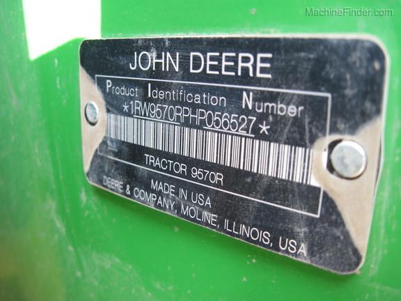 2017 John Deere 9570R