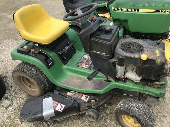 1994 John Deere STX38 - Lawn & Garden Tractors - Hortonville, WI