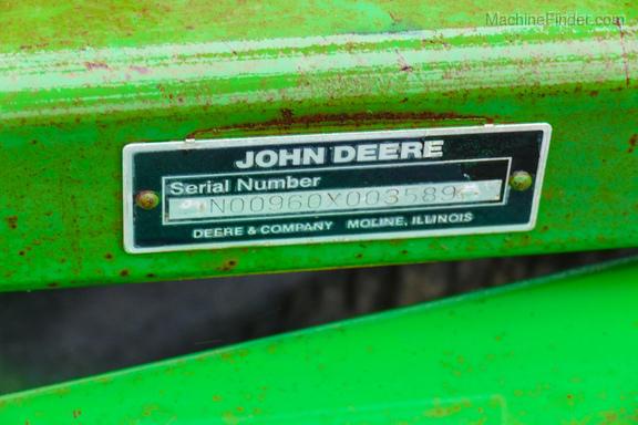 John Deere 960-25