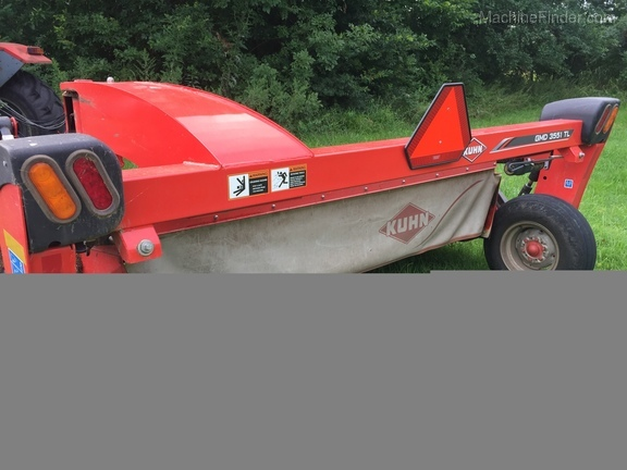 2019 Kuhn GMD 3551 Image 6