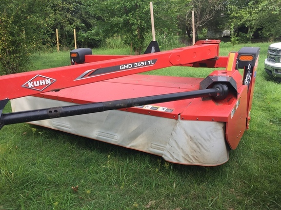 2019 Kuhn GMD 3551 Image 2