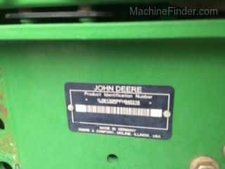 2015 John Deere 6130R