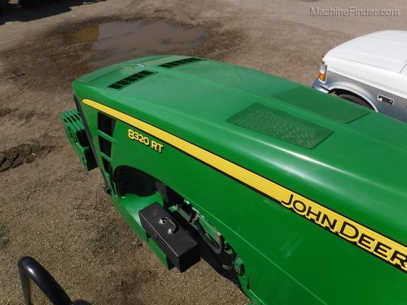 John Deere 8320RT