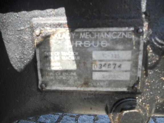 Ursus C335