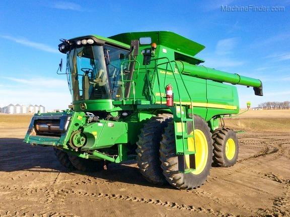 2010 John Deere 9870 STS