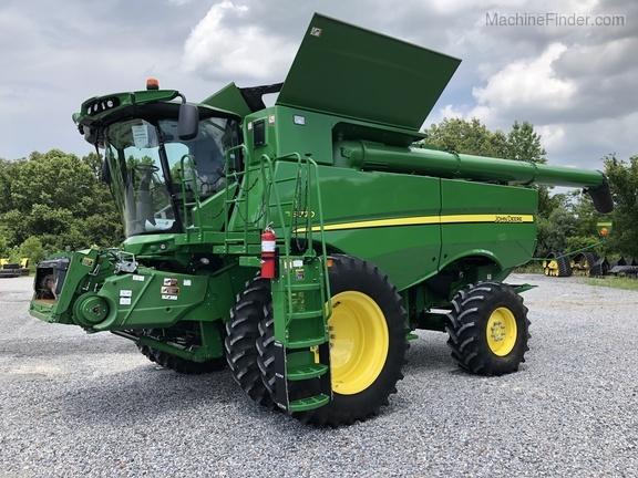 Photo of 2018 John Deere S770