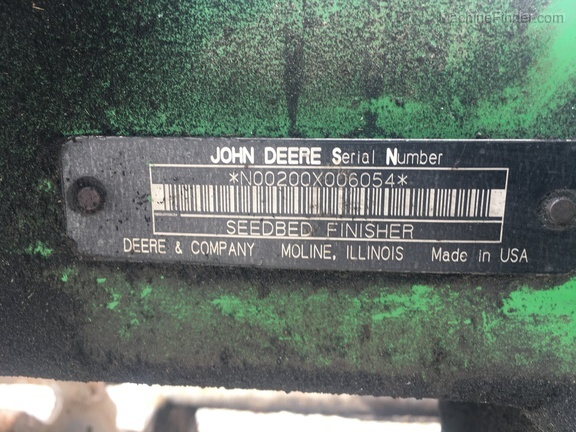 Photo of 2008 John Deere 200