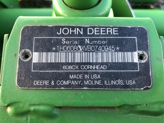Photo of 2011 John Deere 608C