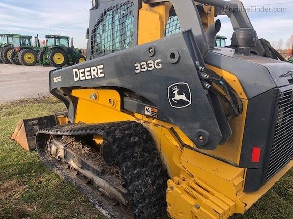 John Deere 333G