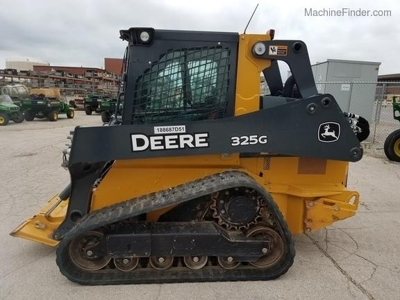 2018 John Deere 325G-0