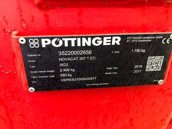 Pottinger Novacat 307 T