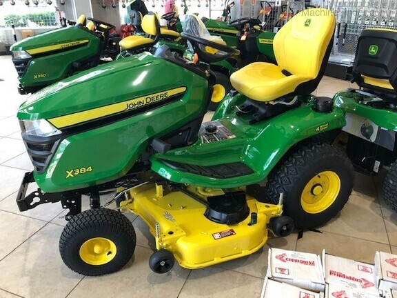 Pre-Owned John Deere X384 48A in Orlando, FL Photo 1