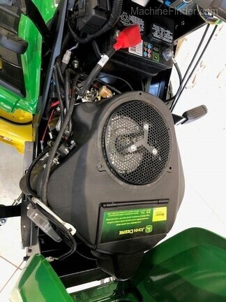 Pre-Owned John Deere X384 48A in Orlando, FL Photo 4