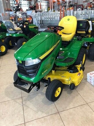Pre-Owned John Deere X384 48A in Orlando, FL Photo 0