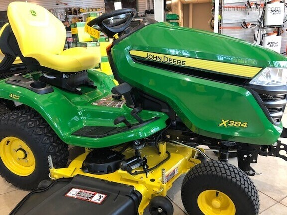 Pre-Owned John Deere X384 48A in Orlando, FL Photo 3
