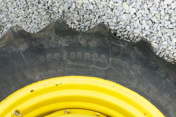 1996 John Deere 8400-25