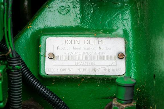 1996 John Deere 8400-31
