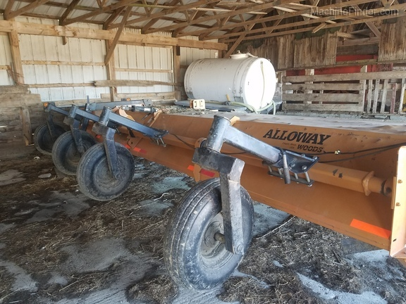 Woods ALLOWAY 25' SHREDDER