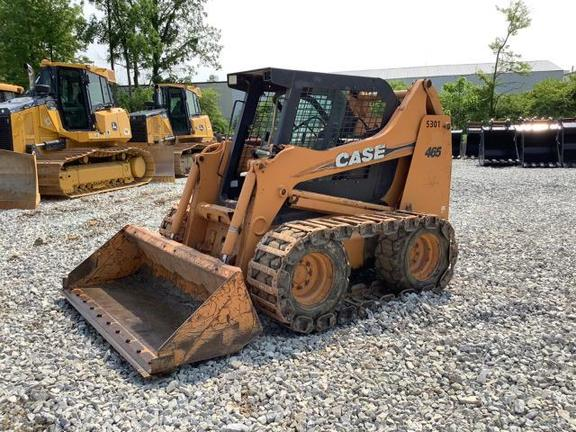 Case 465 Skid Steer Loaders for Sale | CEG