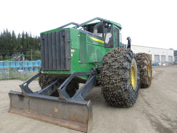 Logging Skidders for Sale : Forestry Equipment Guide