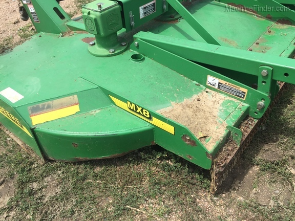 Green Line Equipment - John Deere MX8 2006