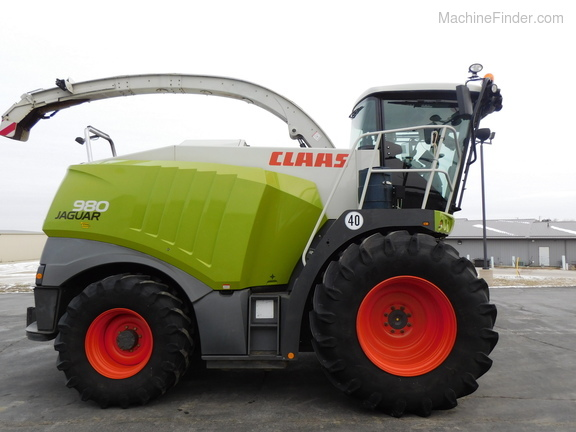 2013 Claas 980 Image 2
