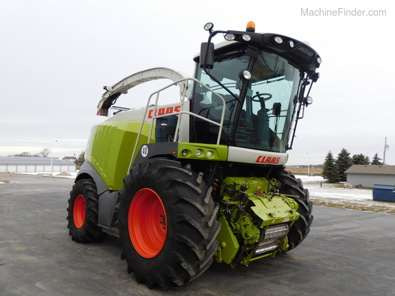 2013 Claas 980 Image 3