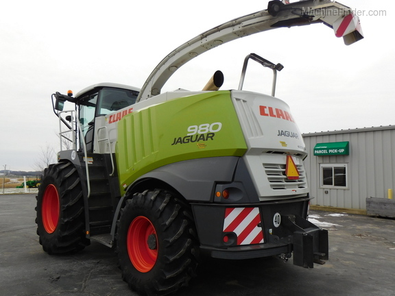 2013 Claas 980 Image 6