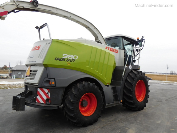 2013 Claas 980 Image 5