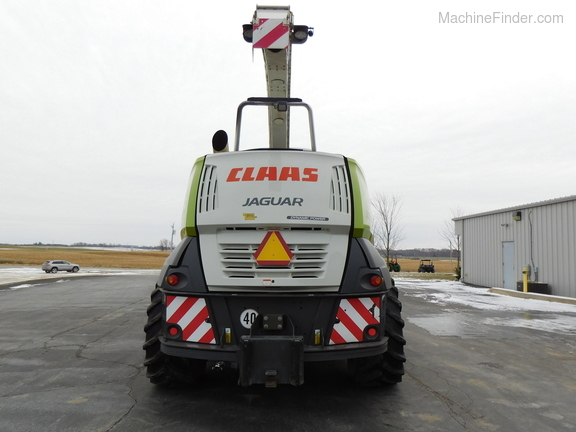 2013 Claas 980 Image 7