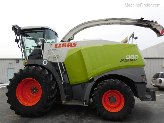 2013 Claas 980 Image 1