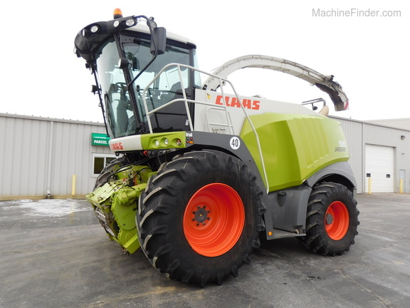 2013 Claas 980 Image 8