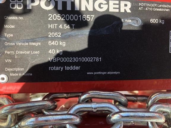 Photo of 2020 Pottinger HIT 4.54 T