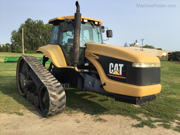 1997 Caterpillar 55 Image 3