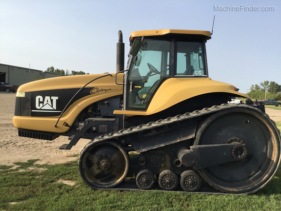 1997 Caterpillar 55 Image 5