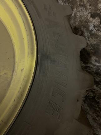 John Deere 14.9R30 & 14.9R46 Wheels & Tyres