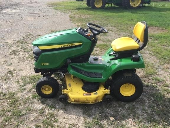 2016 John Deere X350 - Lawn & Garden Tractors - Pulaski, WI