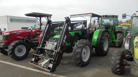 Deutz AGROFARM 410