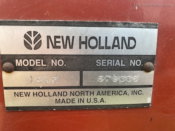 2004 New Holland 1412 Image 4