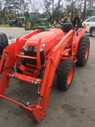 2016 Kubota L2501 - Compact Utility Tractors - Loris, SC