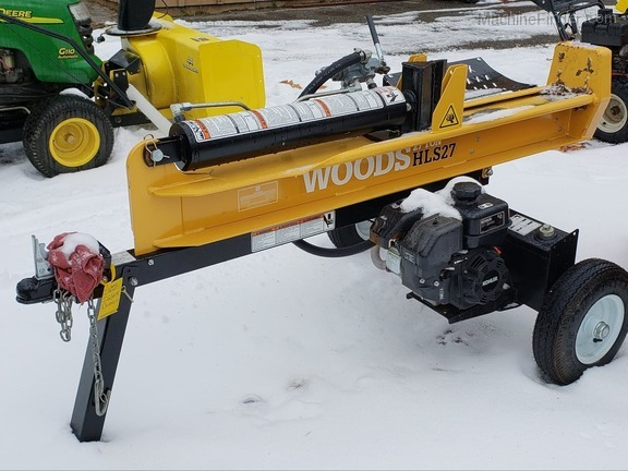 2017 Woods HLS27 Splitter